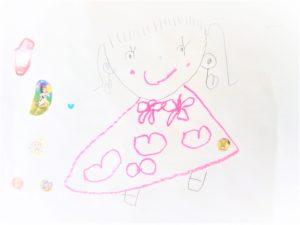 5歳頃の絵
