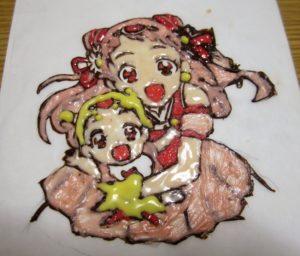 プリキュアケーキ3